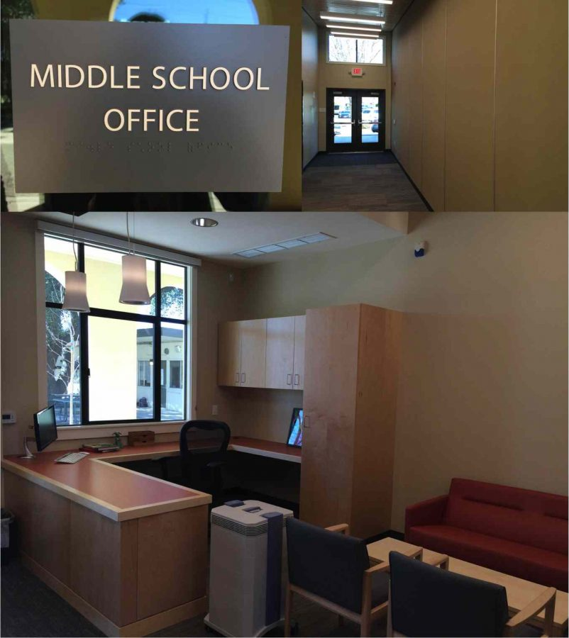 The Octagon Cork boards stench means new middle school