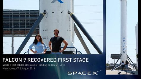 Rocket scientists to present during lunch on designing, testing commercial launches for SpaceX