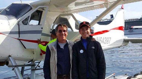 NKOTB: Aiming high, freshman trains to become a certified pilot