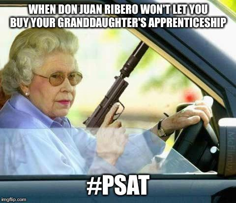 Don Juan my angle 'illegal' psat memes provide hilarious entertainment for