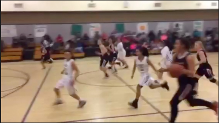 Strength over Leroy Greene gives girls' varsity basketball another win (video included)