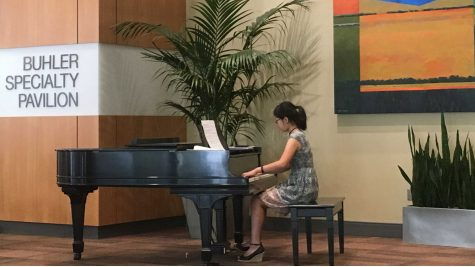 Q&A: Sophomore takes first in Music Marvel piano competition after 11 years of tickling the ivories (video included)
