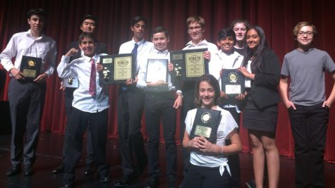 Bands earn silver in Music Forum Festival after playing two contrasting pieces