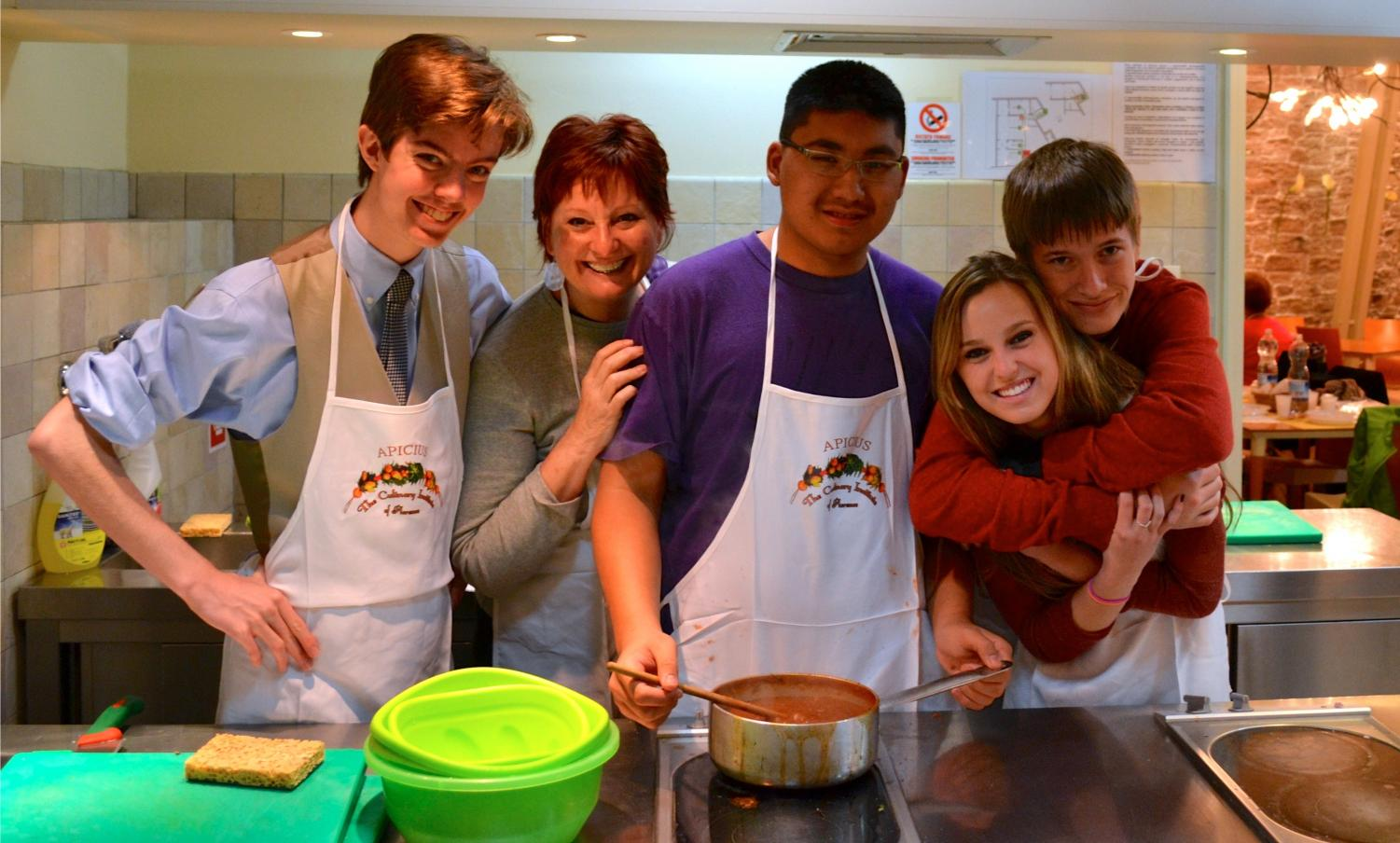 Too Many Cooks in the Cucina