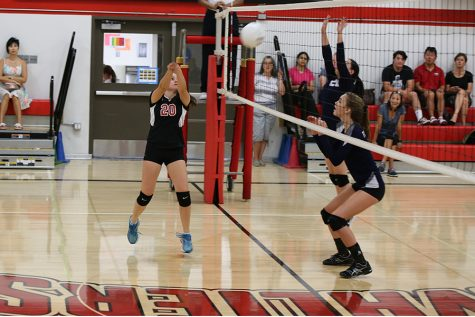 JV team falls to Foresthill in close, hard-fought match