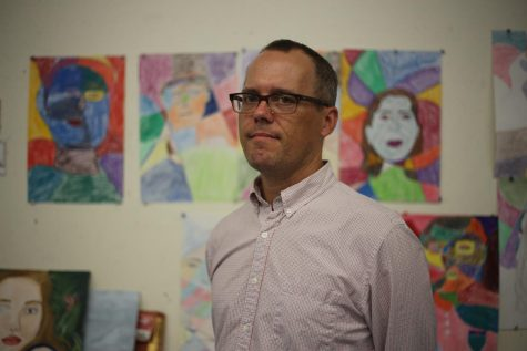 CURRICULAR CHANGE-UPS: Andy Cunningham to get crafty in new AP Studio Art position