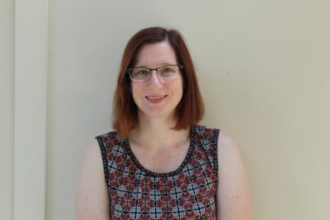 CURRICULAR CHANGE-UPS: Parent Liz Leavy also becomes AP Art History teacher a few weeks before school starts