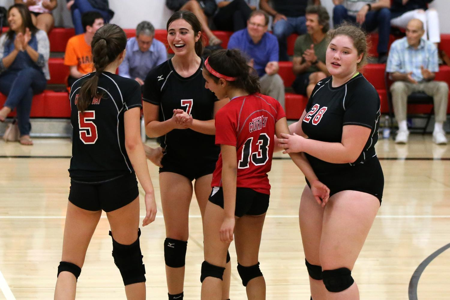 Varsity girls have 'outstanding' game despite losing to tough opponent