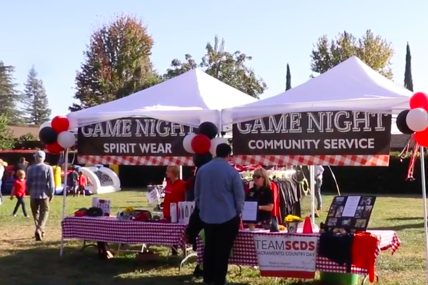 Homecoming festivities and Spirit Week culminate in volleyball games, annual Fall Family Festival (video included)