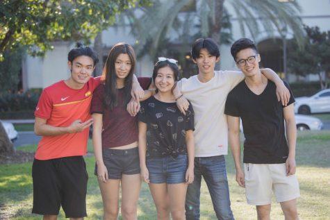 FRESHMAN FOCUS: Michelle Li, '17, enjoys choir, game nights at University of San Diego