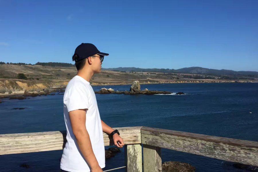 FRESHMAN FOCUS: Fred Xu, '17, enjoys UC Santa Cruz's extracurriculars but not its old, dirty dorms