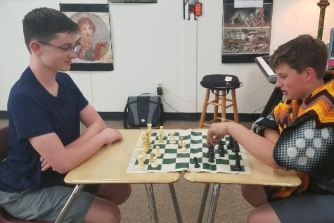Chess Club teaches basic skills, tactics, love of the game