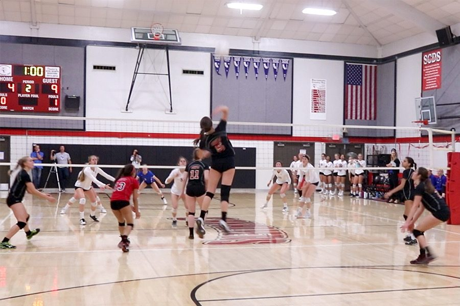 Rewind: varsity volleyball players and coaches reflect on season (video included) after loss to Ripon Christian