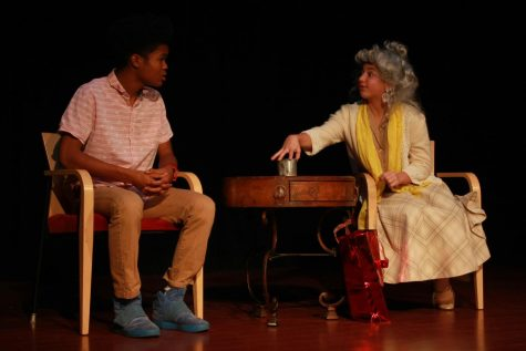 High schoolers excited to perform five one-act plays