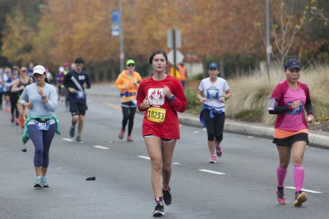 MY ANGLE: Runners aren't the only ones exhausted by marathon races