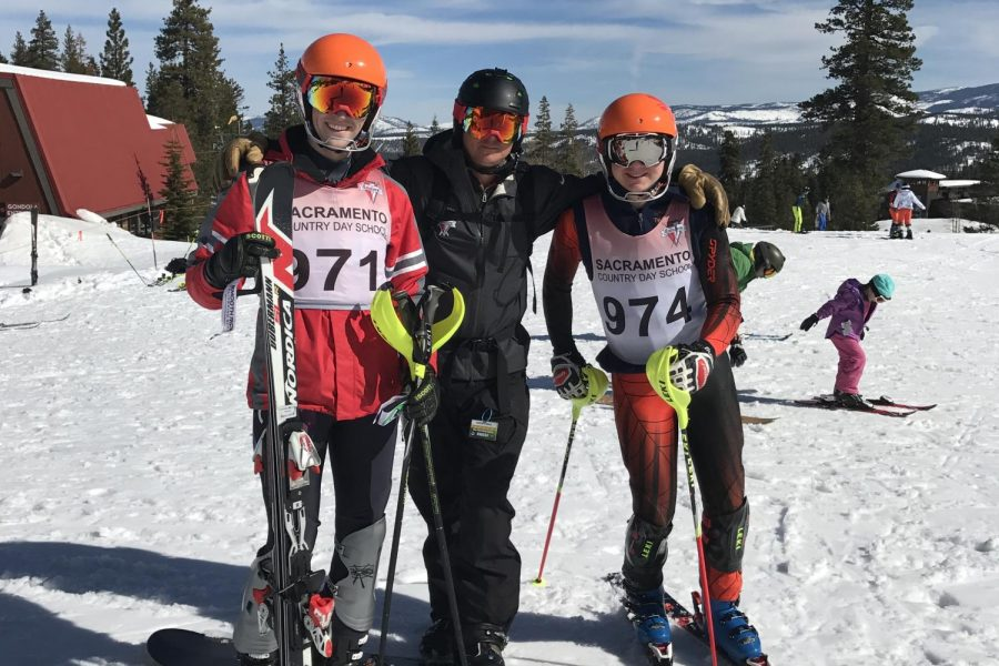 Ski and snowboard team gets promising forecast