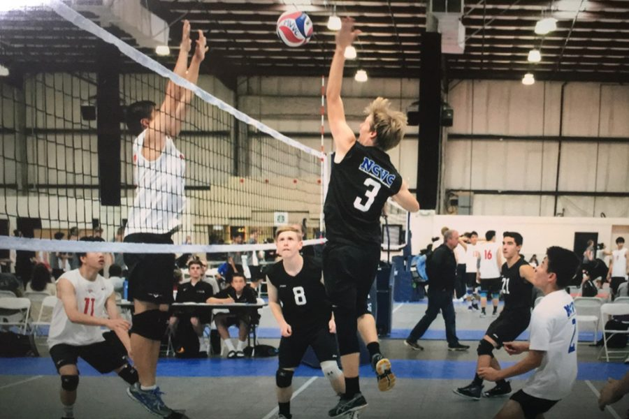 Volleyball enthusiasts push for boys team in spring
