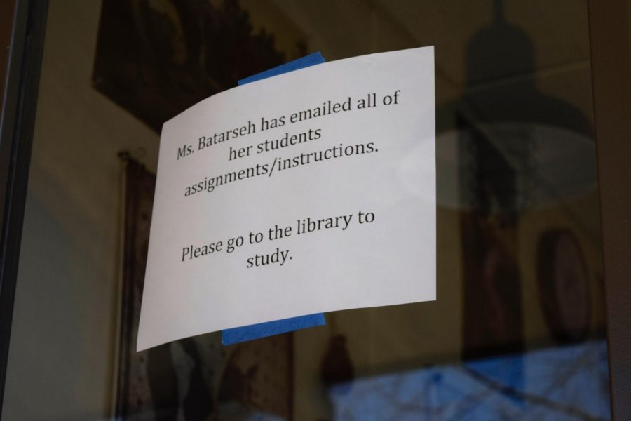High school absences climb to 30 percent the day before mid-winter break