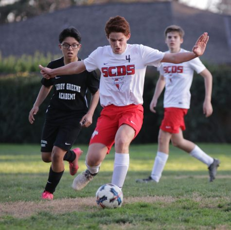 Cavs crush Cristo Rey, make it to top five in league