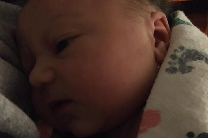 History teacher Chris Kuipers welcomes baby boy