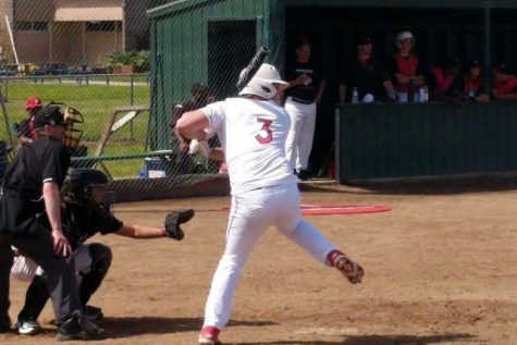Softball team falls to Valley Christian in first season game