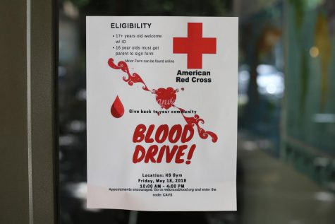 Saved by the cell: School hosts first blood drive in 10 years