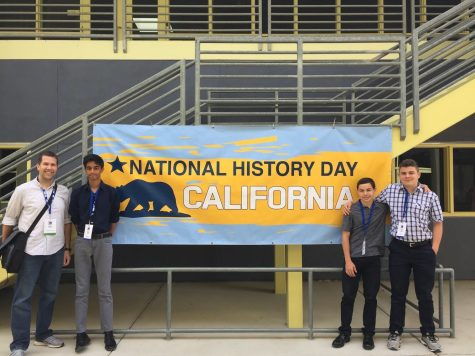 Freshman first to get runner-up title; eighth grader second to move on to nationals in National History Day
