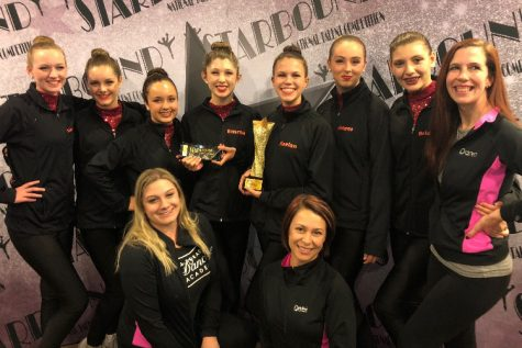 Sophomore's dance team earns 'high gold,' places first at national competition