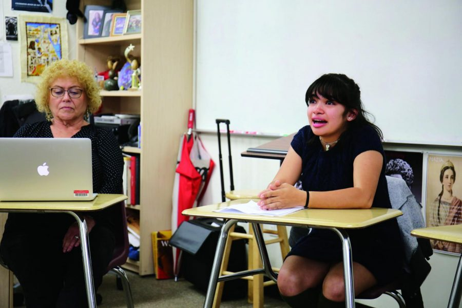Juniors use English class proposal essays to push for change